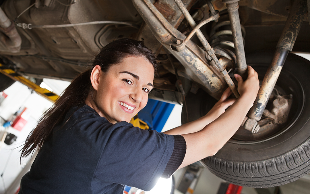 Women: A celebration of their contribution to the motor industry