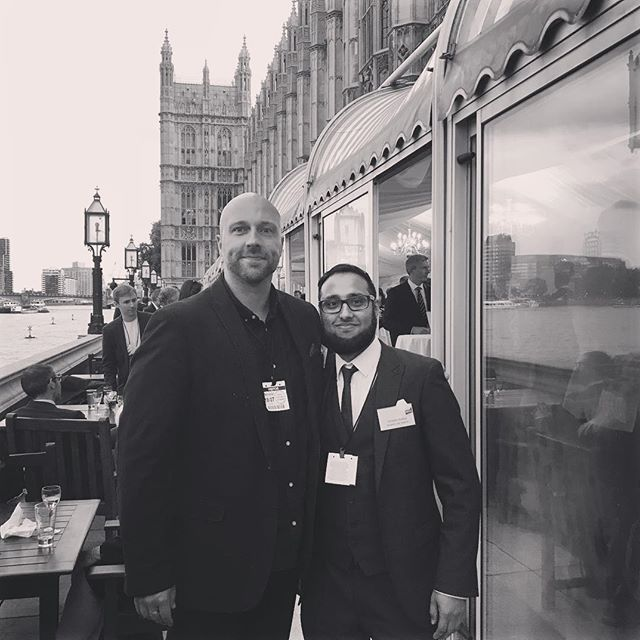 Aviation Job Search attends the House of Commons