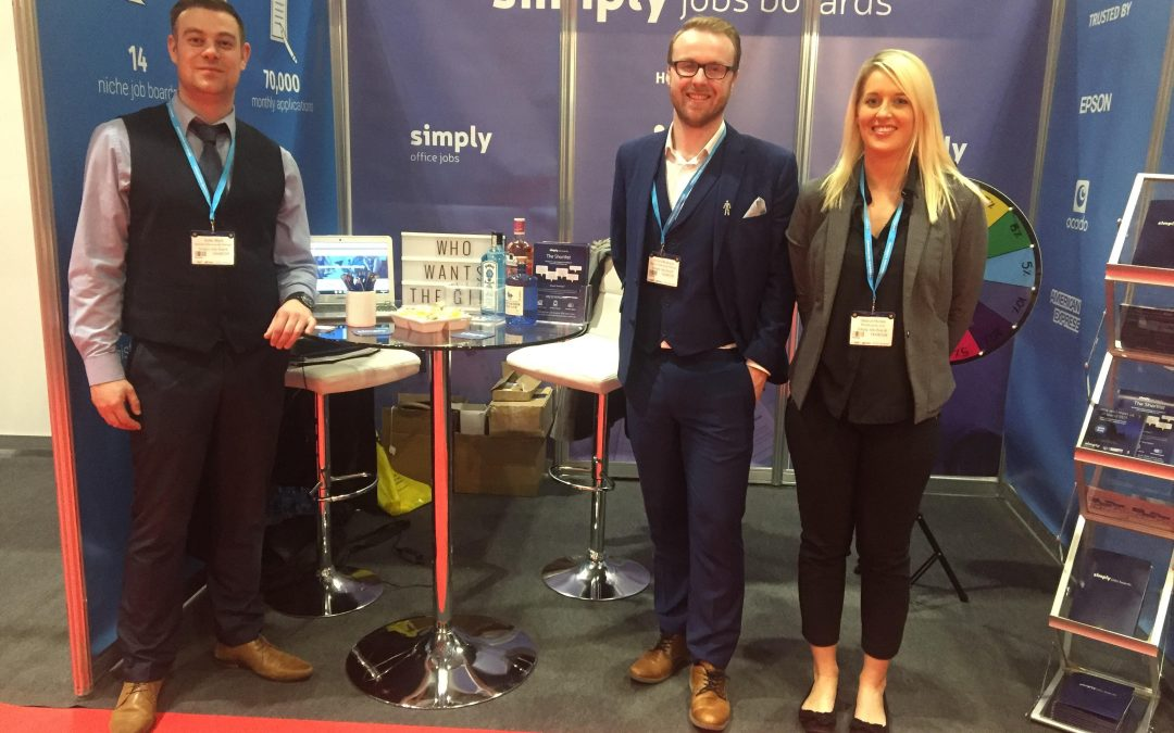 Simply Jobs Boards attends major world events