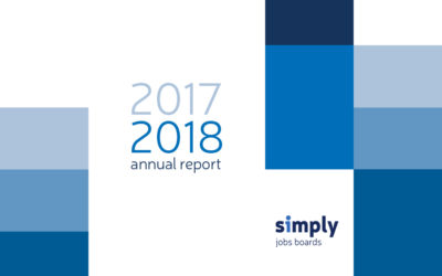 Simply Jobs Boards launches 2017-18 annual report