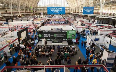 Boost your business at The Business Show